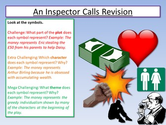 An Inspector Calls Revision