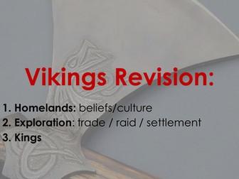 Vikings Revision
