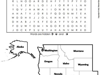 US Regions: West