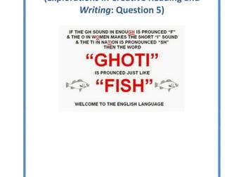 GCSE How to Write Descriptively: English Language, Paper 1