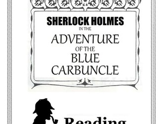 A Sherlock Holmes Reading Comprehension Collection by