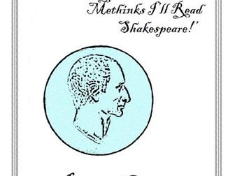 Methinks I'll Read Shakespeare: Julius Caesar