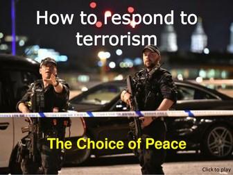 How to respond to terrorism - London Terror Attacks 2017