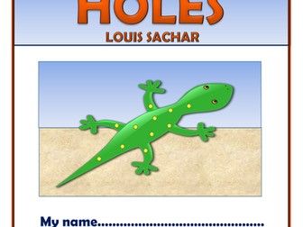Holes - KS2 Comprehension Activity Booklet!