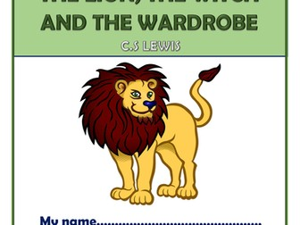 The Lion, The Witch, and The Wardrobe KS2 Comprehension Activities Booklet!