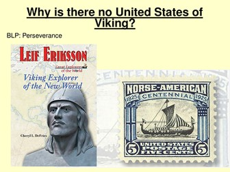 Why is there no United States of Viking?