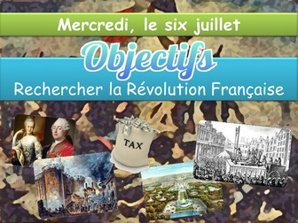 La Révolution Française - The French Revolution