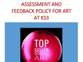 Art Marking Policy for 2017-18
