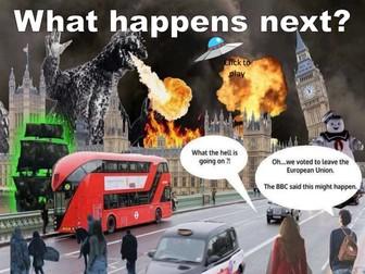 Brexit - What happens next?