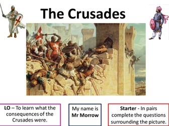 The Crusades - What were the effects of the Crusades?