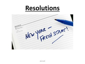 Resolutions Assembly