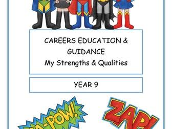 Careers Booklet  - KS3