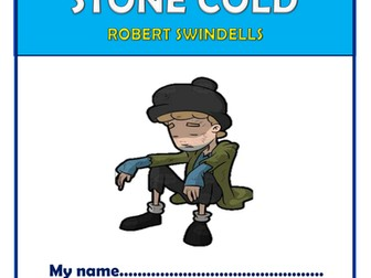 Stone Cold - KS3 Comprehension Activities Booklet!