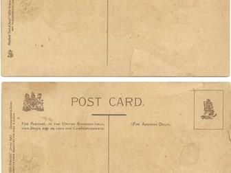 War Horse KS3 - Letter writing