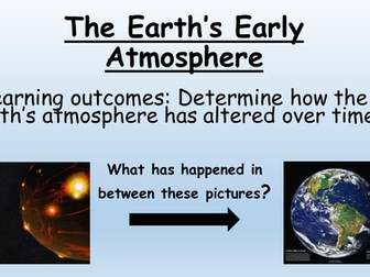 Earth's Early Atmosphere