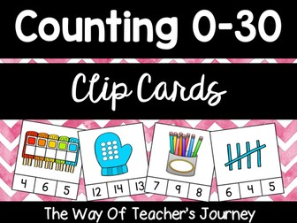 Get Free Counting digital resource - Use discount code STARTJULY