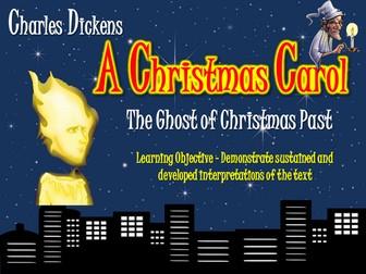 A Christmas Carol: The Ghost of Christmas Past!