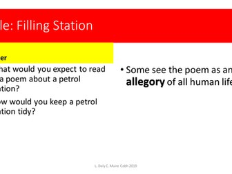 filling station elizabeth bishop