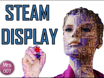 STEAM Display