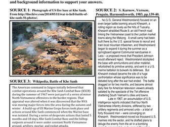 Why was the Battle of Khe Sanh so important?