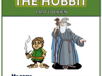 The Hobbit - KS2 Comprehension Activities Booklet!
