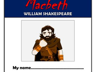 Macbeth Comprehension Activities Booklet!
