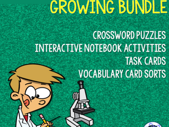 Biology Curriculum (Growing Bundle)