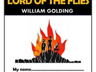 Lord of the Flies Comprehension Activities Bundle!