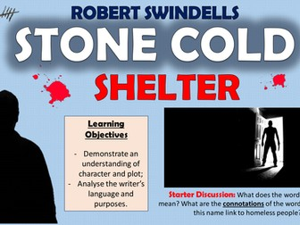 Stone Cold - Shelter!