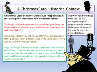 A Christmas Carol - Stave 1