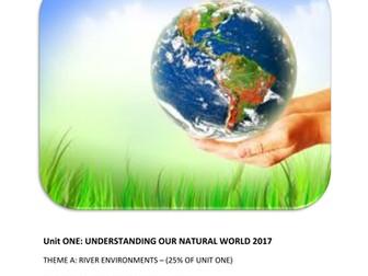 Revised CCEA GCSE Understanding our Natural World workbook