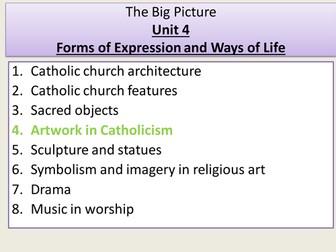 Art in Catholicism