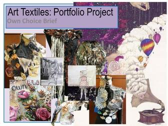 GCSE Art Textiles Guide
