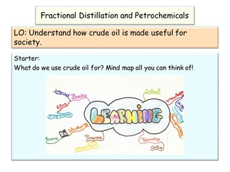NEW AQA GCSE Chemistry Fractional Distillation