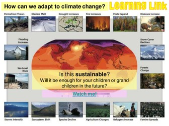 CLIMATE CHANGE - 6. Managing climate change - Mitigation