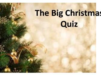 The really BIG Christmas Quiz