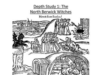 Edexcel: 33: Witchcraze - North Berwick Trials - Scotland introduction