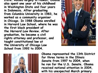 Black history month reading comprehensions by krisgreg30 teaching barack obama reading comprehension ibookread Download