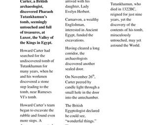 Fja ancient egyptian essay topics
