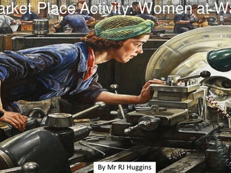 British Home Front: What impact did the Second World War have on women?