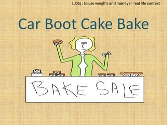 Functional Mathematics: Cake Shop