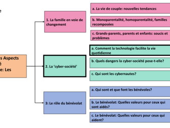 La cybersociété- Comment la technologie facilite la vie quotidienne- ALevel French- year1