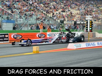 P1 1.3 Drag Forces and Friction