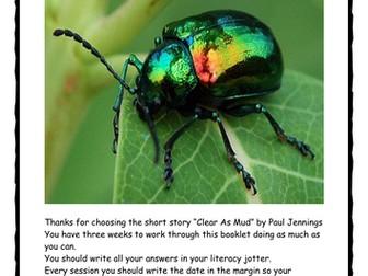 Personal Study of Short Story - Jennings Story Bundle