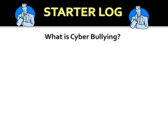 CyberBullying Lesson