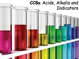 Edexcel CC8a Acids, Alkalis and Indicators