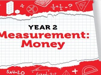 Year 2 - Measurement - Week 10 - Money