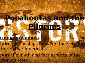 Pocahontas and the Native Americans