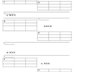 20 ks2 ks3 maths revision worksheets by teachers choice12 teaching resources. Black Bedroom Furniture Sets. Home Design Ideas
