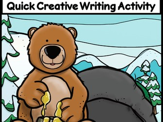 The Bear Who Forgot to Hibernate Writing Activity